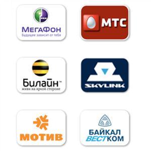 Операторы сотовой связи Боговарово